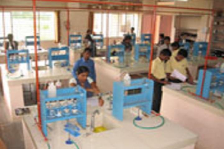 Karnatak Law Societys Pre University College-Laboratory