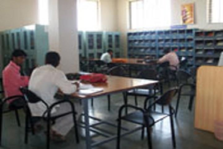 Karnatak Law Societys Pre University College-Library