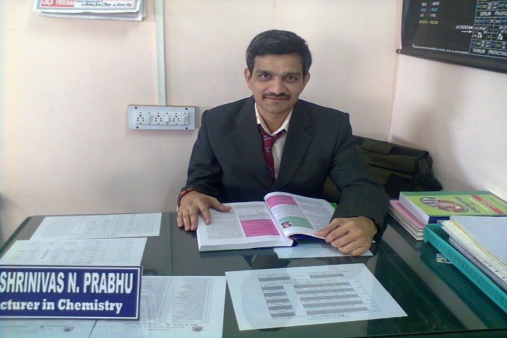 Karnatak Law Societys Pre University College-Staff Room