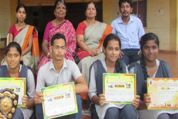 Saraswati Pre University College-Certificate