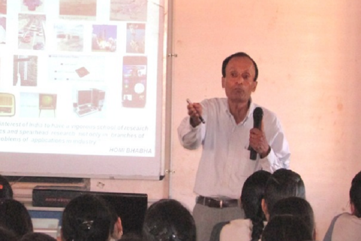 Saraswati Pre University College-Classroom