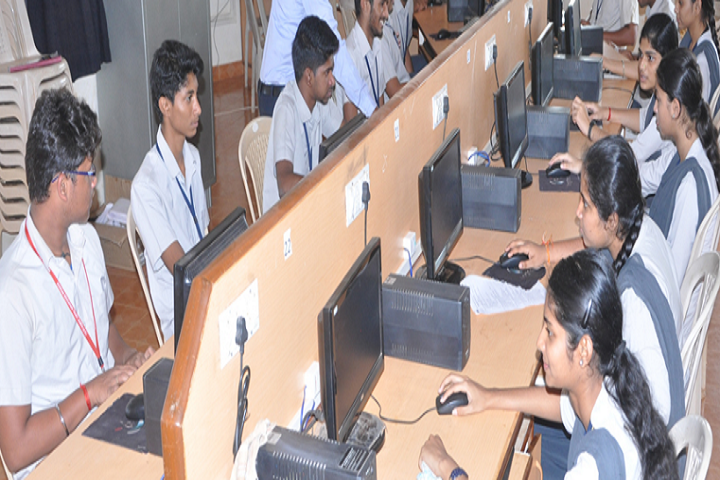 Saraswati Pre University College-IT-Lab