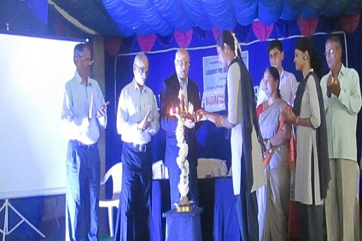 Saraswati Pre University College-Programme