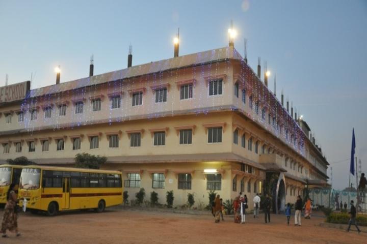 New Era Progessive School-building