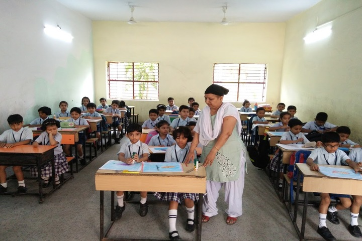 New Era Progessive School-classroom