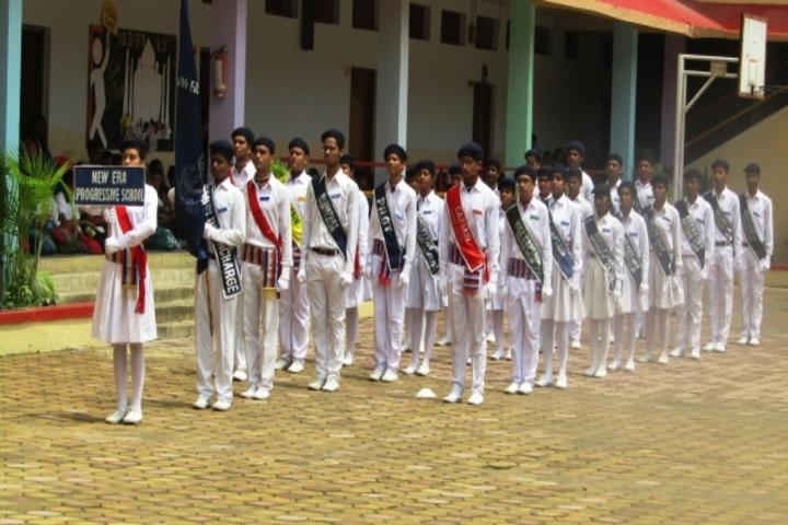 New Era Progessive School-house captains
