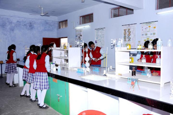 New Era Progessive School-lab