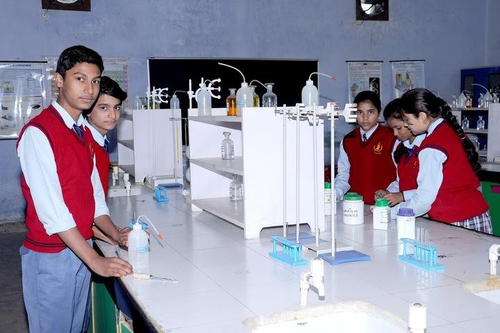 New Era Progessive School-lab1
