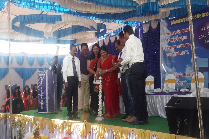 Mandavya Excellence Pre University College-Function