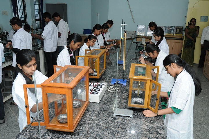 Mandavya Excellence Pre University College-Laboratory