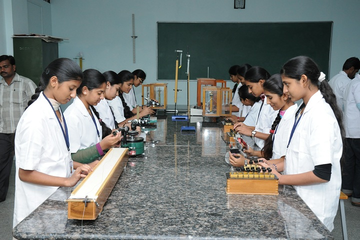 Mandavya Excellence Pre University College-Physics Laboratory