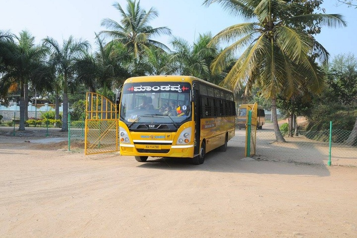 Mandavya Excellence Pre University College-Transport