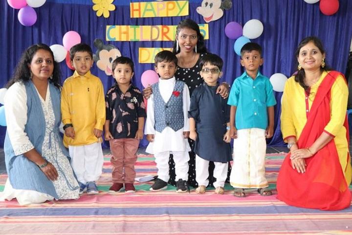 Alfa Pre-University College-Childrens day