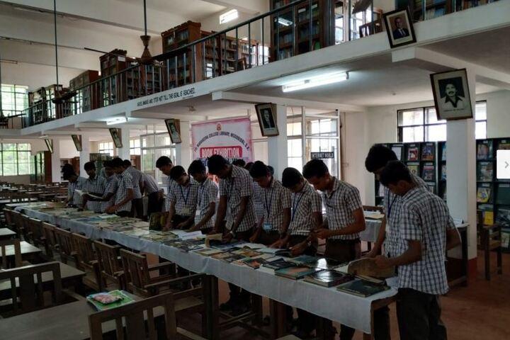 Sri Mahaveera Pre-University College-Library