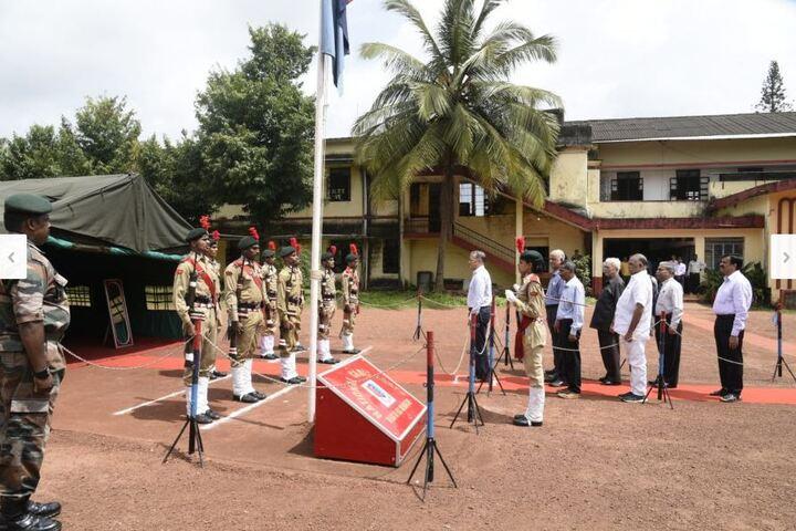 Sri Mahaveera Pre-University College-NCC
