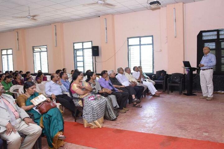 Sri Mahaveera Pre-University College-Speech