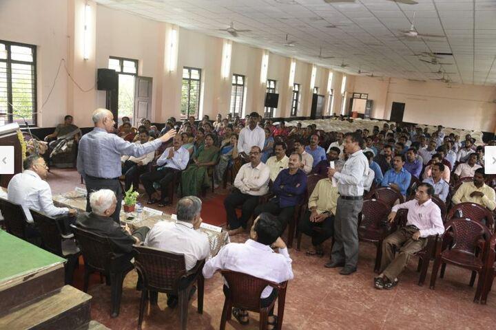 Sri Mahaveera Pre-University College-Workshop