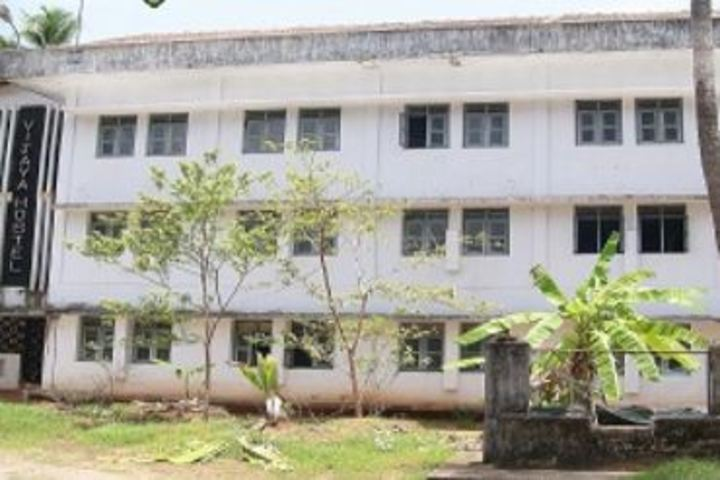 Vijaya Pre-University College-Ladies Hostel
