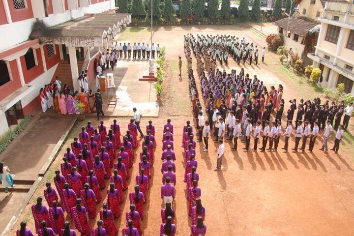 Shree Gokarnanatheshwara Pre-University College-Assembly