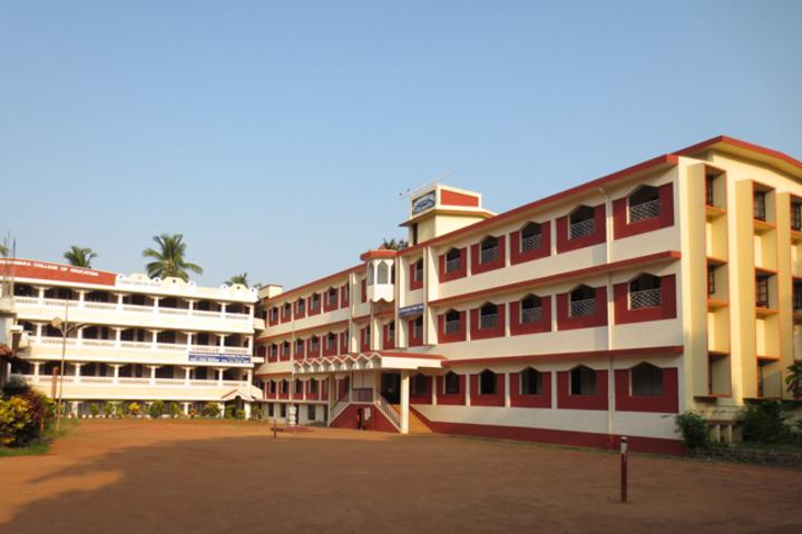 Shree Gokarnanatheshwara Pre-University College-Campus