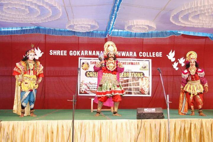 Shree Gokarnanatheshwara Pre-University College-College Day Celebrations