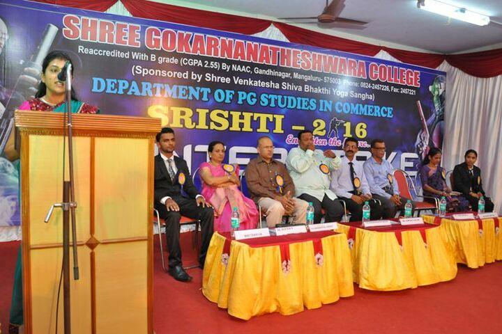 Shree Gokarnanatheshwara Pre-University College-Event