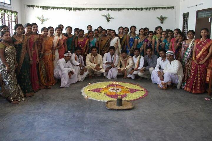 Shree Gokarnanatheshwara Pre-University College-Festival Celebrations