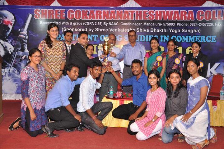 Shree Gokarnanatheshwara Pre-University College-Prize Distribution