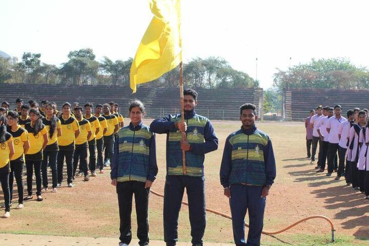 Shree Gokarnanatheshwara Pre-University College-Sports Day