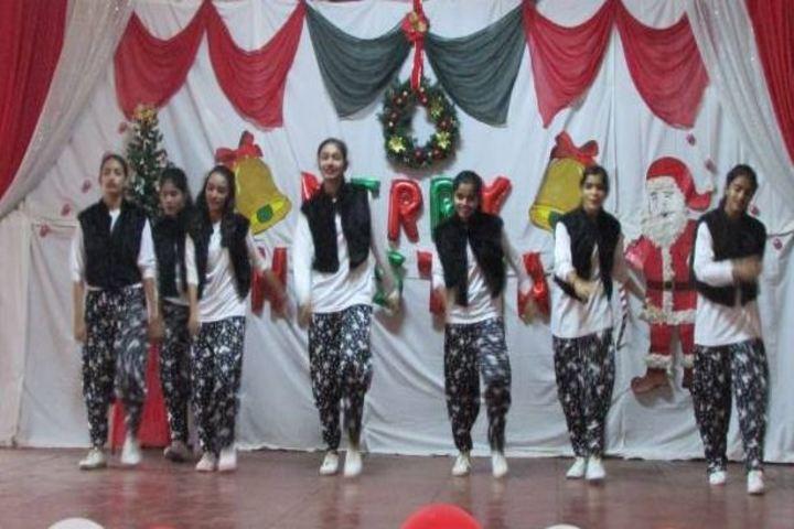 St Anns Pre-University College-Festival Celebration