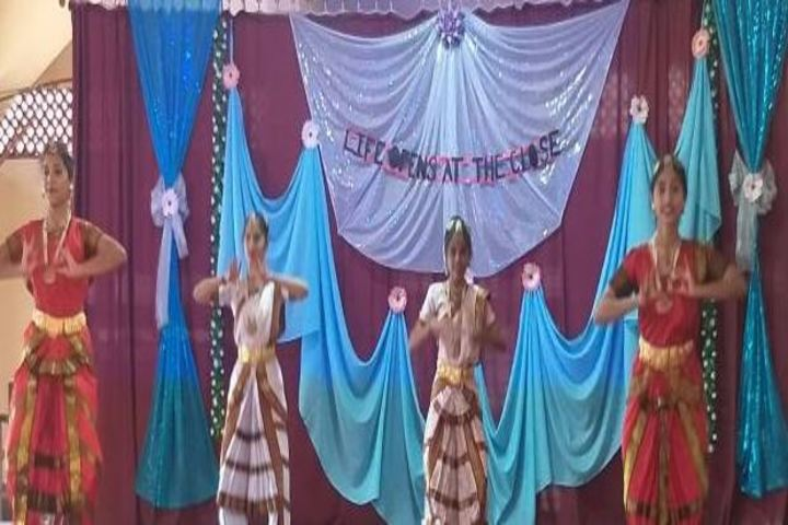 St Anns Pre-University College-Annual Day