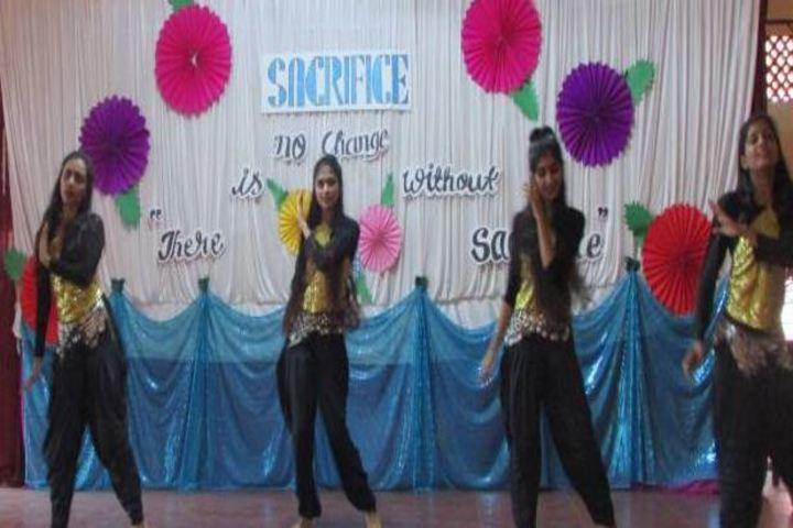 St Anns Pre-University College-Dance