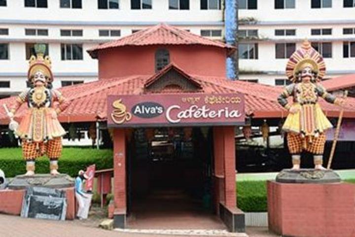 Alvas Pre-University College-Cafeteria