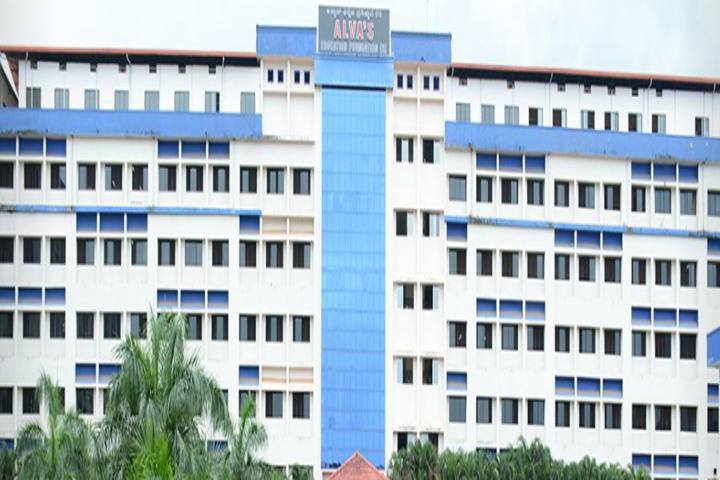 Alvas Pre-University College-College Building