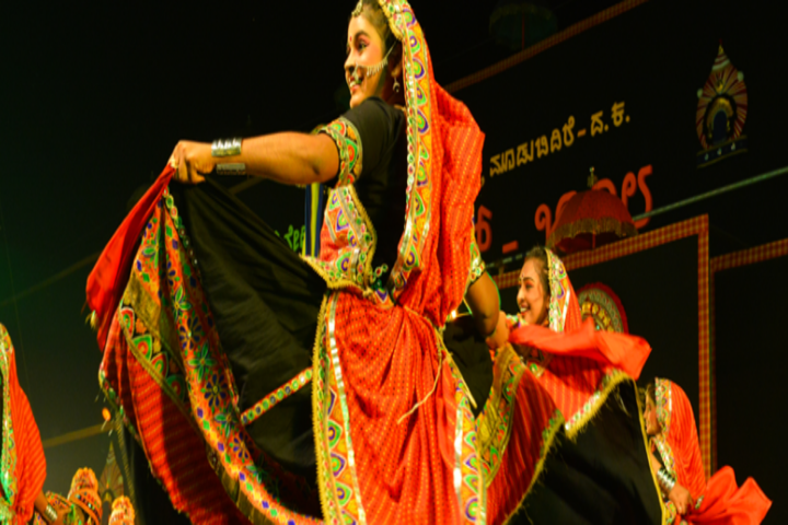 Alvas Pre-University College-Dance