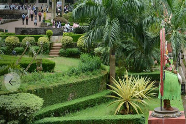Alvas Pre-University College-Garden