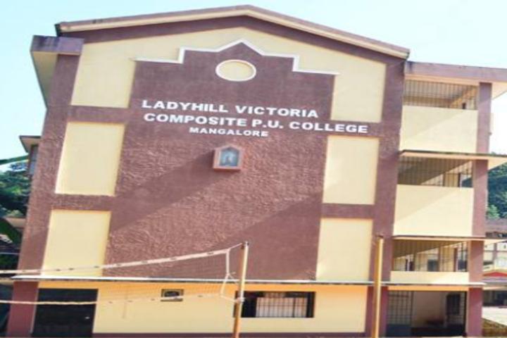Ladyhill Victoria Composite Pre-Univeristy College-College Building