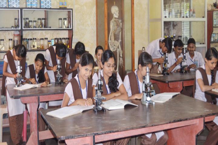 Vidyarashmi Independent Pre University College-Biology Lab