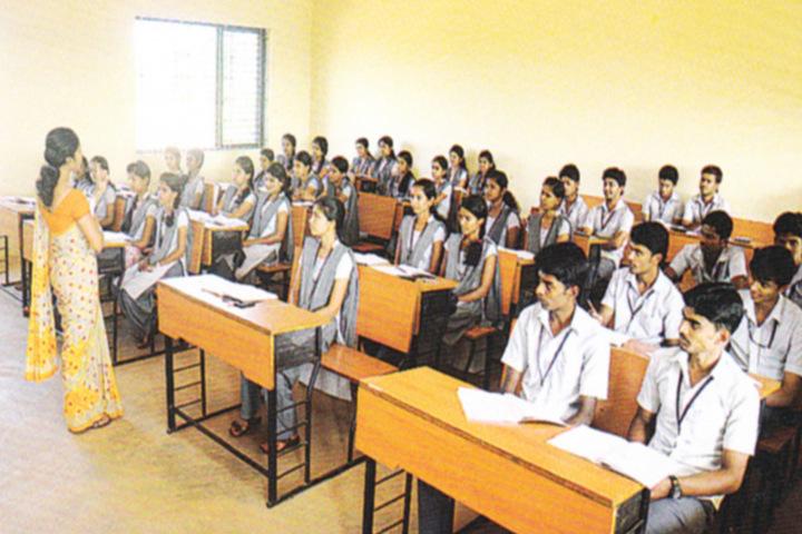 Vidyarashmi Independent Pre University College-Classroom