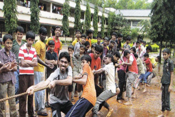 Vidyarashmi Independent Pre University College-Games