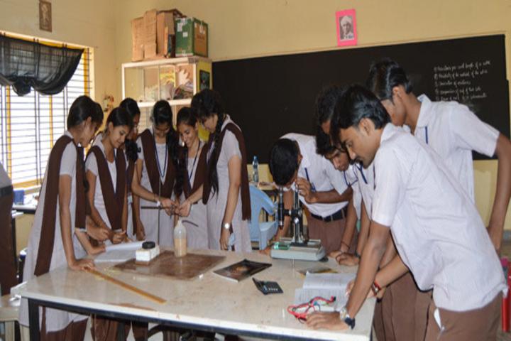 Vidyarashmi Independent Pre University College-Physics Lab