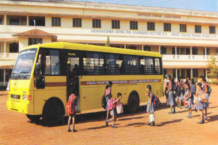 Vidyarashmi Independent Pre University College-Transport