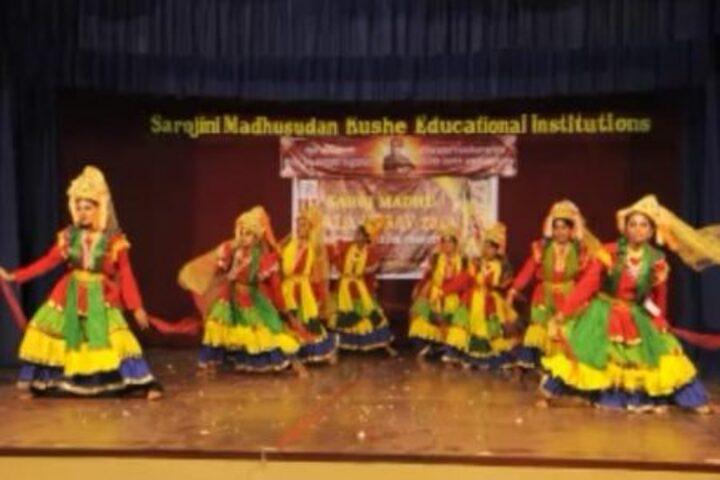 Sarojini Madhusudhan Kushe College-Annual Function