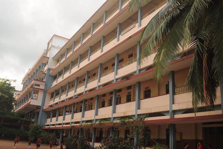 Sarojini Madhusudhan Kushe College-Campus