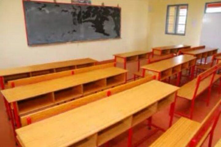 Sarojini Madhusudhan Kushe College-Classroom
