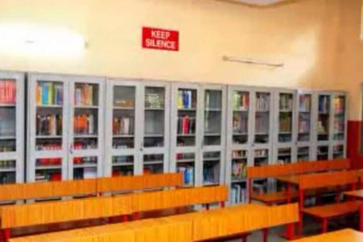 Sarojini Madhusudhan Kushe College-Library