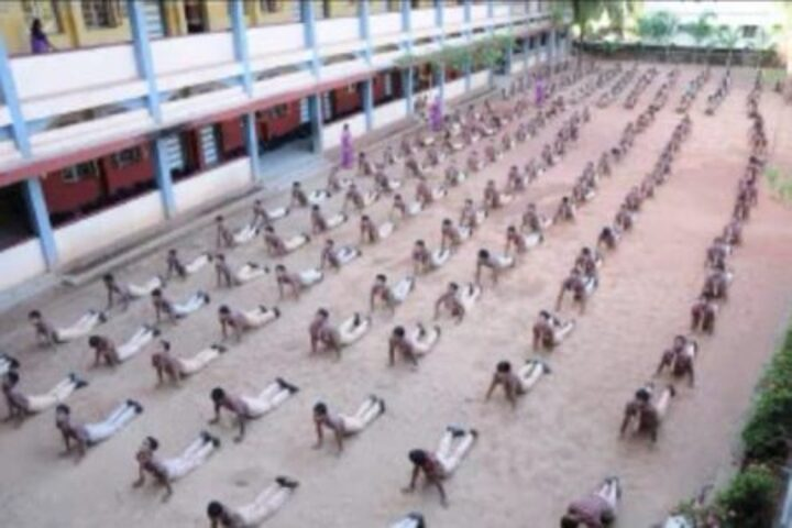 Sarojini Madhusudhan Kushe College-Yoga