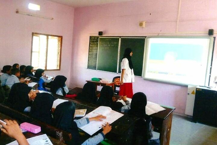 Al Badriya Composite Pre University College-Classroom