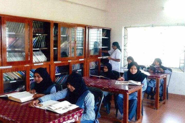 Al Badriya Composite Pre University College-Library