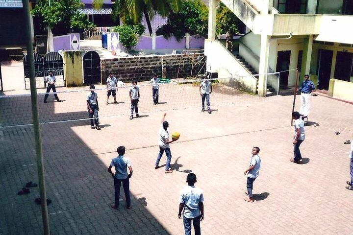 Al Badriya Composite Pre University College-Playground
